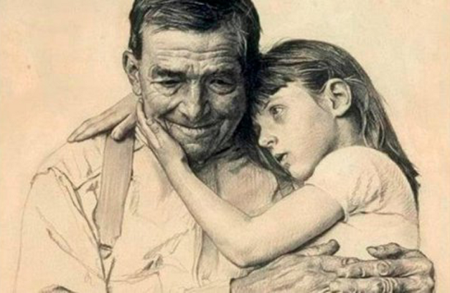 Grandparents Never Die, They Become Invisible, Everyone Must Read This, It's Heartwarming