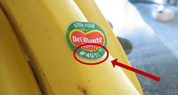 If You See This Label On The Fruit Do Not Buy It At Any Cost