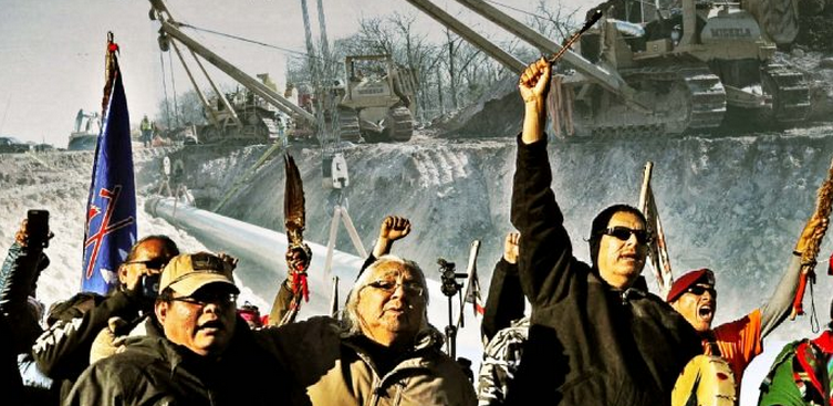 Judge Orders Removal of Gas Pipeline From Native American Property