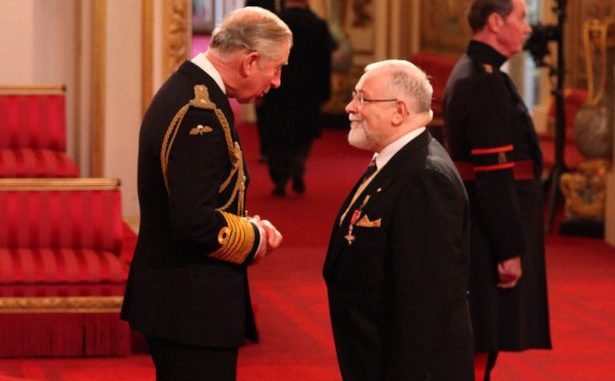 Man Who Received MBE By Prince Charles Exposed As Paedophile