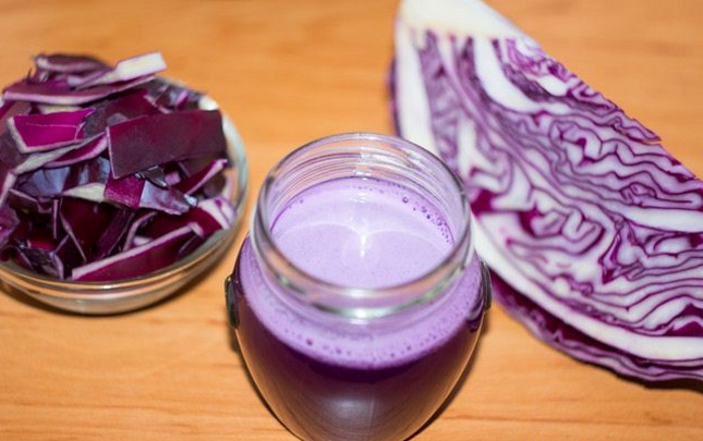 Purple Cabbage Juice That Beats Hypertension, Cancer, Removes Toxins & Heals Gut Naturally