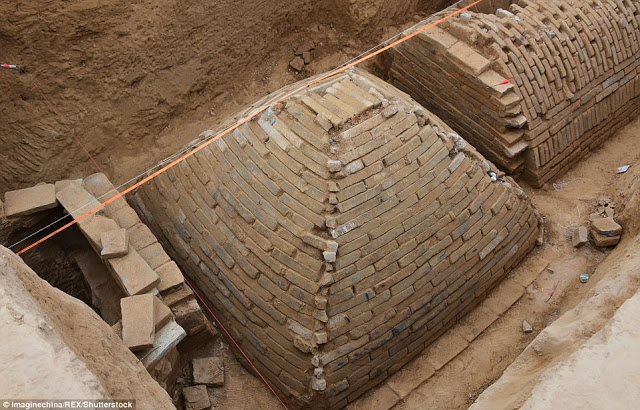 Archaeologists Unearth Shocking 'Egyptian-Style' Pyramid in China