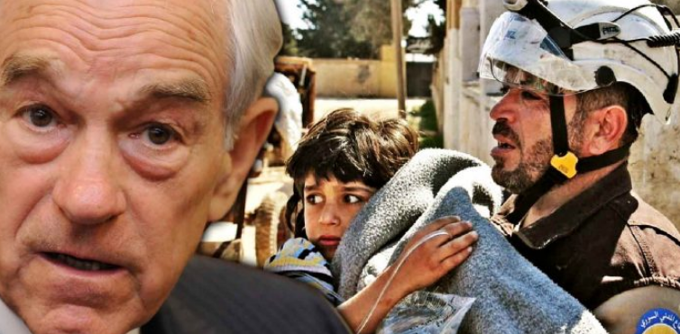 Ron Paul Warns of Syrian 'False Flag' Being Promoted by Media 'Propaganda Machine'