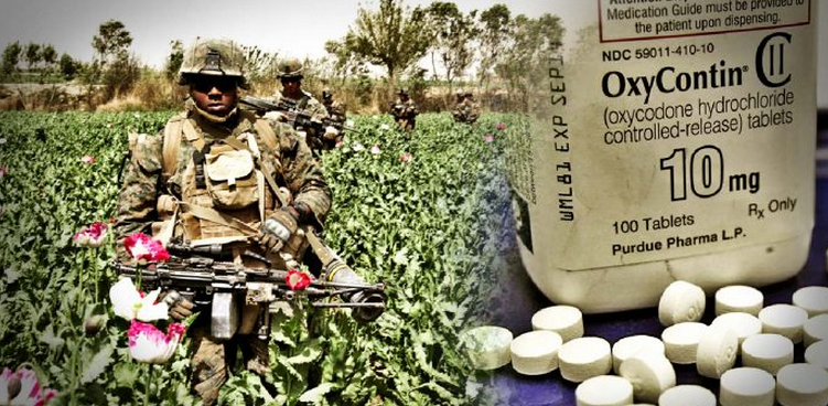 Russia Just Called Out US/NATO Role in Afghan Drug Trafficking — Media Silent