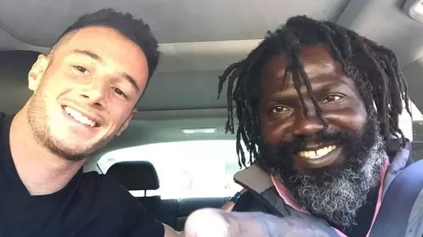 Man Always Sees The Same Homeless Man At Starbucks….Then He Helps Him Get A Job