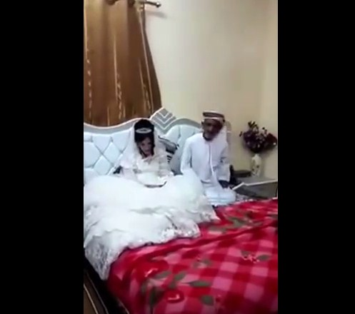 A video has surfaced depicting a purported wedding between a 12-year-old girl and an 80-year-old man. Although both the date and the location of origin are ... & Arabic Video Shows 12 Year Old Girl Then Her Reported 80 Year Old ...