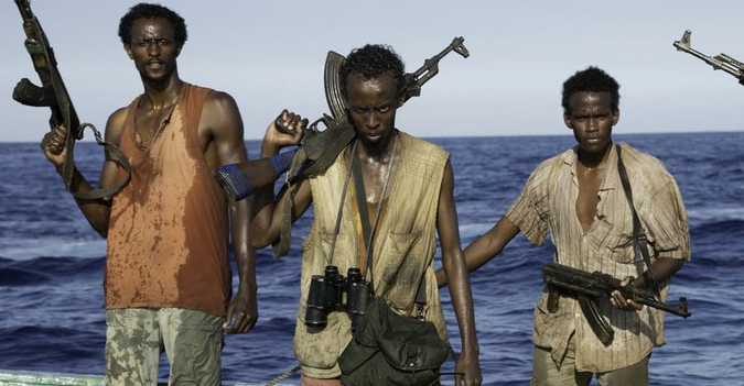 Shocking Video Shows Deadly Gunfight As Somali Pirates Try To Board