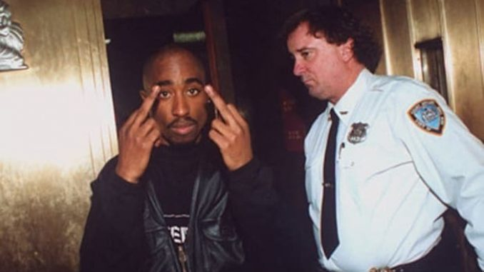 Tupac Shakur Is Alive And In Custody, According To Police Documents