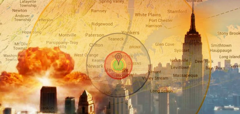 United States Goverment To 'Simulate Nuclear Blast Over Manhattan' With Operation Gotham Shield