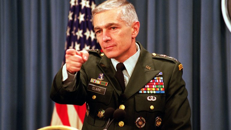 General Tried To Warn Us About Plans To Go To War With Syria in 2003