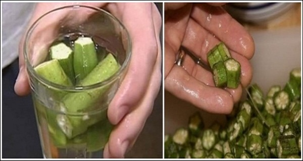 Cleanse Kidneys of Toxins, Diabetes, Asthma and Cholesterol With Okra Water