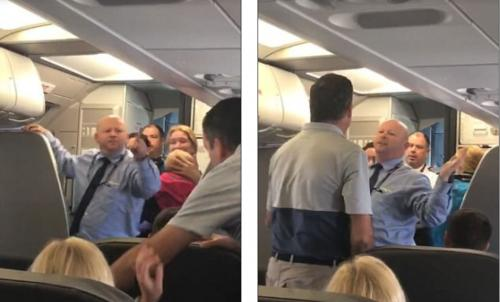 American Airlines Employee Hits Mother, Challenges Passenger To Fight