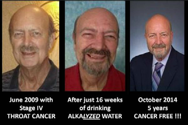 Alkaline Water Kills Cancer Cells and Heals Your Body