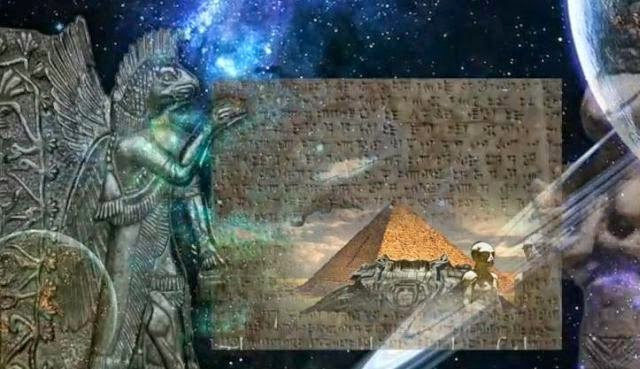 Alien Contactee Exposes Mankind's Hijacking by The Anunnaki