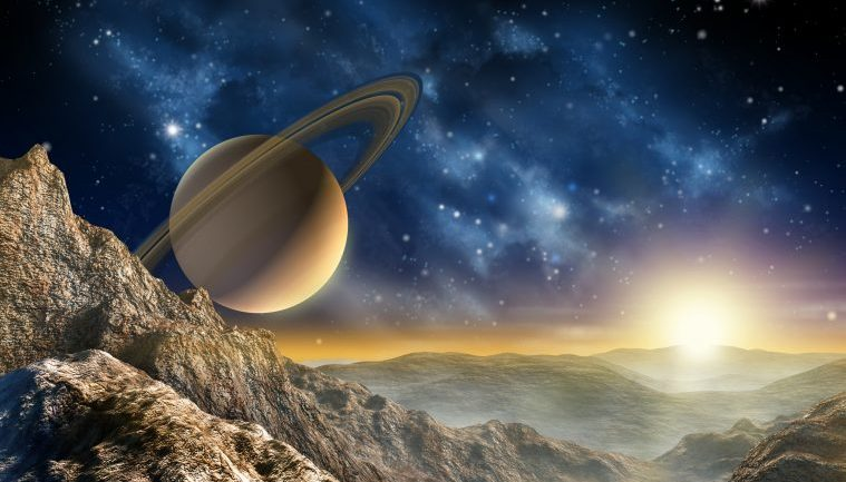 NASA Is About To Make a Big Announcement About Saturn & Extraterrestrial Life