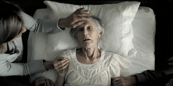 Why the Dying See Their Deceased Relatives Before They Go
