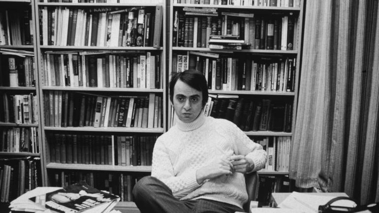 Carl Sagan Predicted The Rise Of Donald Trump 20 Years Ago