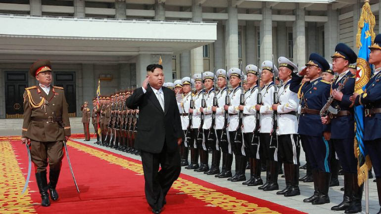 Pyongyang Slams Israel As 'Disturber of Peace Armed With Illegal Nukes Under US Patronage'