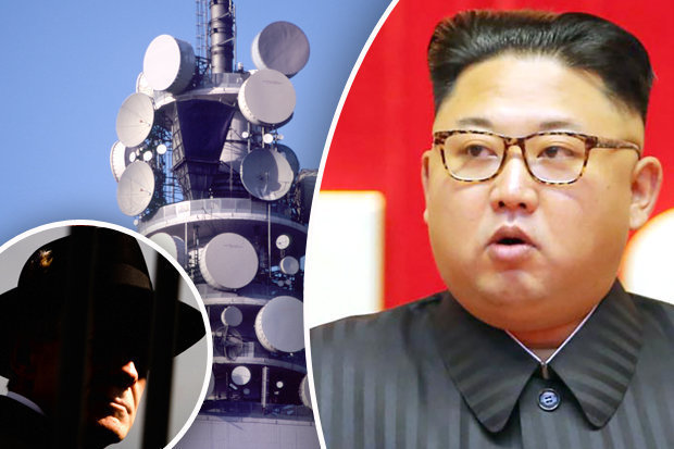 North Korea Broadcasts Coded Messages To Sleeper Cells