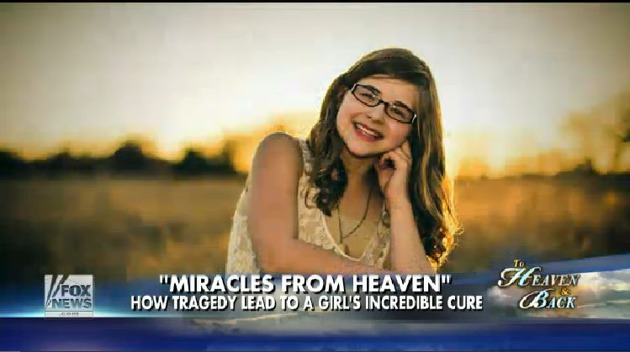 After Falling 30 Feet, This Girl Died And Visited Heaven…. Then, Another Miracle Happened