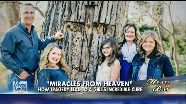 After Falling 30 Feet, This Girl Died And Visited Heaven