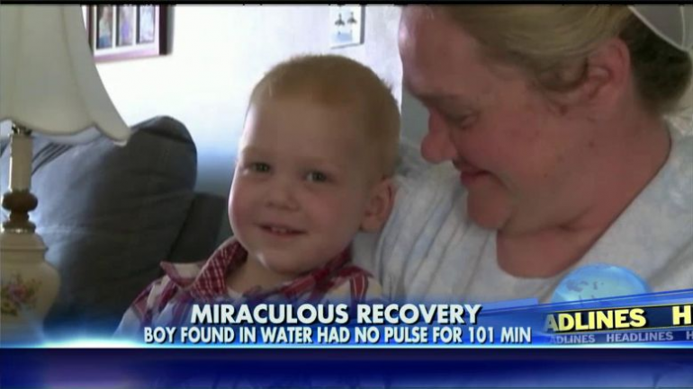 'Act of God': Boy Survives 101 Minutes Without Pulse