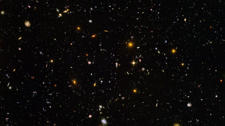 NASA's Hubble Telescope Kept Its Camera Pointed Here For 4 Months. You WON'T BELIEVE What It Found