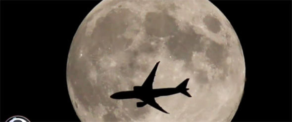 Mystery Object Flying Across The Moon Has Experts Baffled