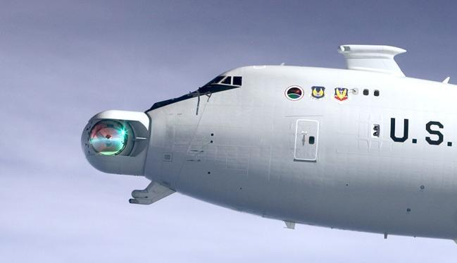 North Korean Missile Test Shot Down By An Airborne Laser System?