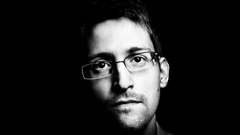 Edward Snowden's New Job of Protecting Journalists From Government Spies