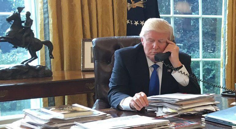 "Congress Holding ""Secret Conversations"" About Removing TRUMP"