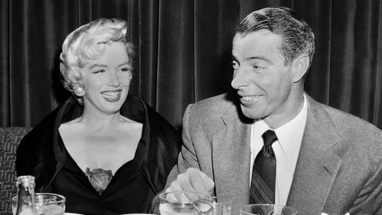 "Marilyn Monroe Told Joe DiMaggio Someone Was Going To ""Do Her In,"" a New Book Alleges"