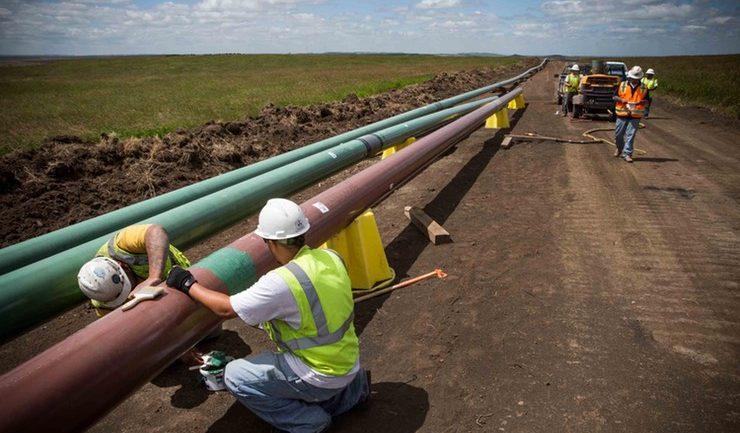 The Dakota Access Pipeline Is Already Leaking Oil