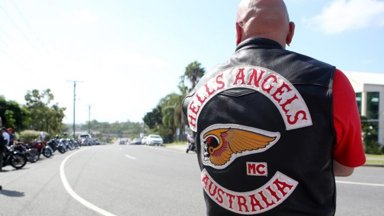 Hell's Angel's Bikers Hunt Down Rapist & Violently Attack Him In Australia
