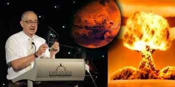 Scientist Believes Civilizations On Mars Were Nuked Into Oblivion