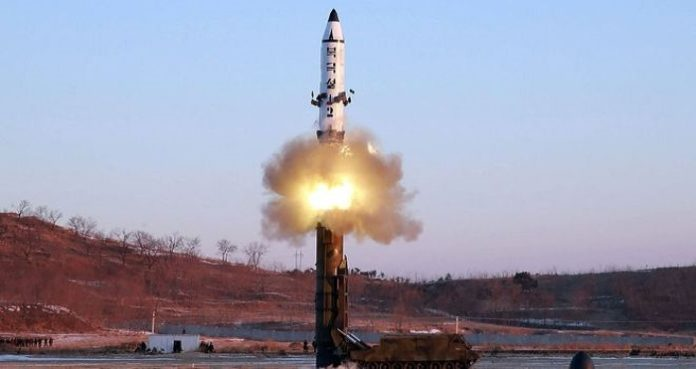 North Korea Launches New Unidentified Missile Threatening U.S.