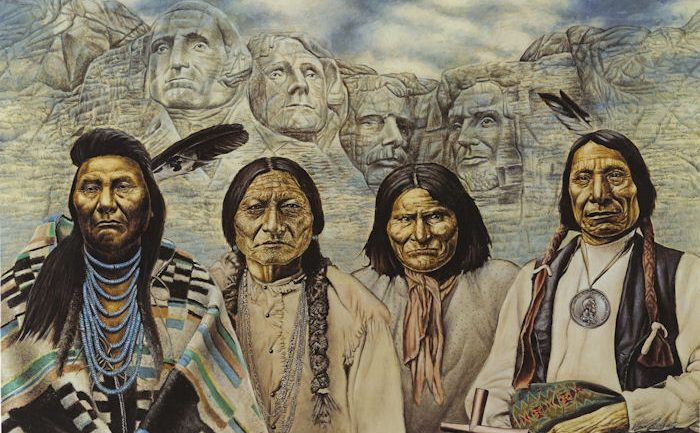 American Ongoing Genocide of The 'Native American'