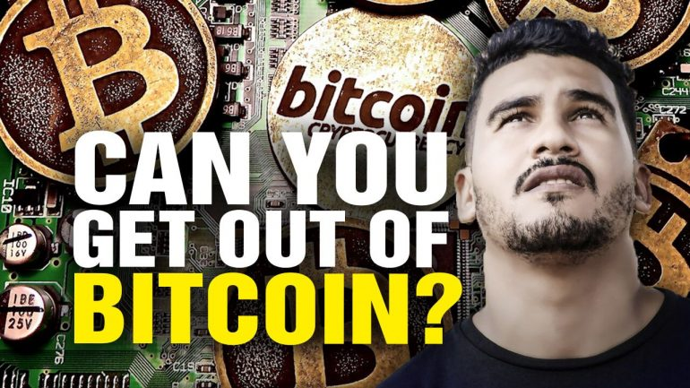 Here's The Rational Analysis Why 99% of  Bitcoin Owners Will Never Be Able To Sell Bitcoins For Anything Close To Its Value