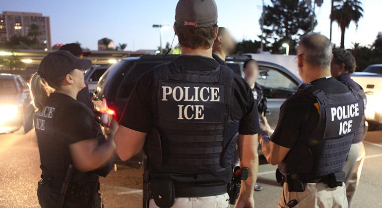 ICE Agents Ate Breakfast Before Detaining Suspected Illegal Alien Restaurant Employees