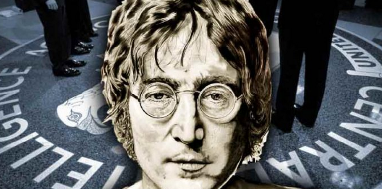 John Lennon 'Murdered By CIA Trained Killer To Stop Ex-Beatle Radicalizing Youth'