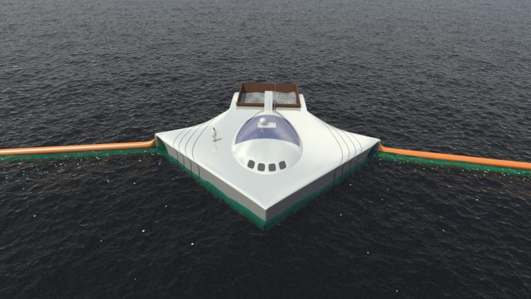 22 Year Old's Ocean Cleanup Project Receives $21.7 Million, Will Launch This Year