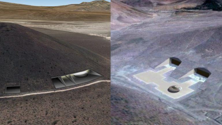 The Secret Base Where We've Reverse-Engineered Alien Technology — It's Not Area 51
