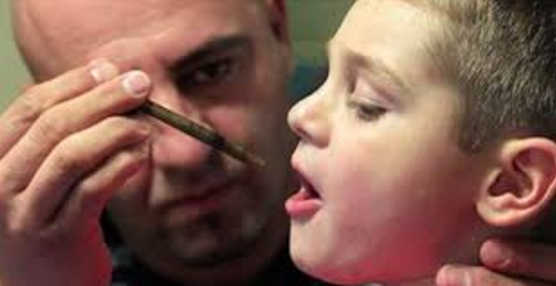 This Dad Gives His Sick Son Marijuana Extract – The Results Are Mind Blowing