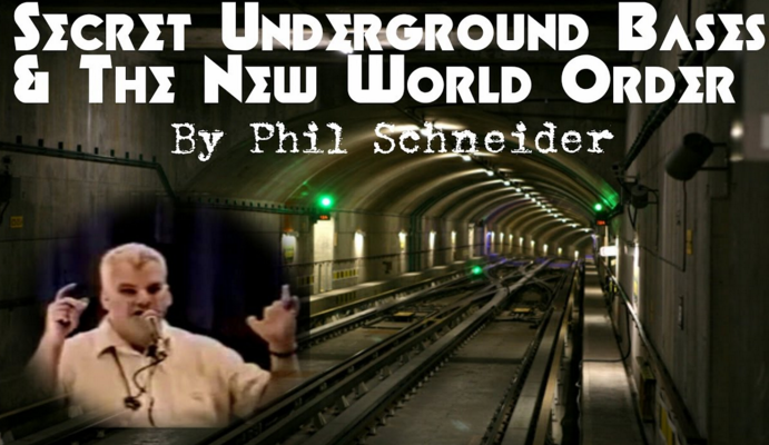 Underground Bases and The New World Order