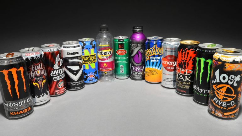 Energy Drinks Found To Produce Harmful Changes In Blood Pressure and Heart Function