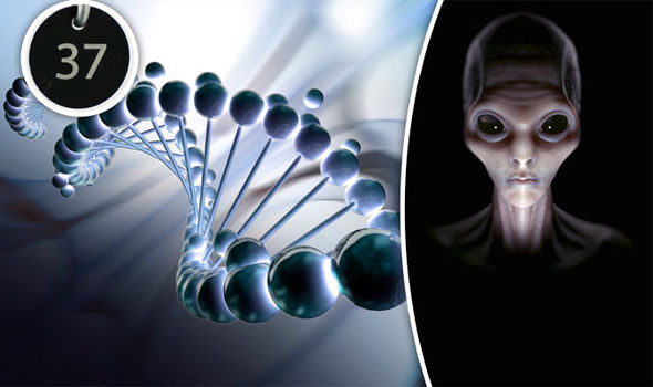 Scientists Say ALIENS Created Our Genetic Code and Signed It With The Number 37