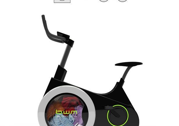 Amazing Innovative Bike Powered Washing Machines, Wash Your Clothes Off The Grid