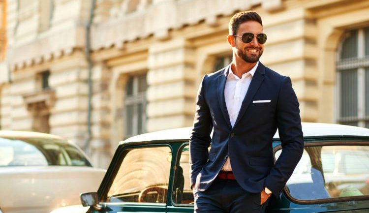 The Bizarre Reason Men Don't Use The Bottom Button On Suit Jackets