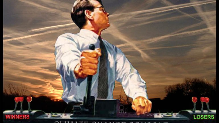 Scientist Blows Whistle On Chemtrails At Ted Conference