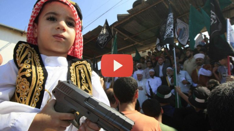 Shocking Video of Radical Islam's Children